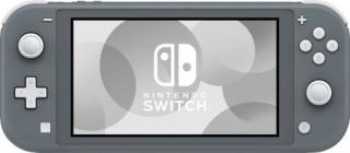 Consola de juegos NINTENDO SWITCH LITE GRIS