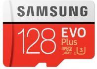 Tarjeta de memoria Micro SD SAMSUNG MICROSD ADAPTADOR EVOP 128GB