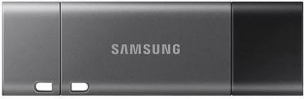 Memoria USB 32 GB SAMSUNG PENDRIVE 32GB USB 3.1 DUO GRAY