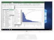 Monitor de 23 a 36 pulgadas LG 24BK550Y-W
