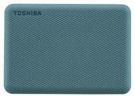 HDD Externo TOSHIBA CANVIO ADVANCE 2.5 2TB GREEN