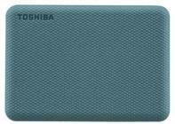 HDD Externo TOSHIBA CANVIO ADVANCE 2.5 4TB GREEN