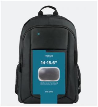Funda para portátil MOBILIS BACKPACK 14-15.6 BLUE