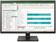 Monitor de 23 a 36 pulgadas LG MONITOR 23 8 FHD HDMI DP PIVOTE